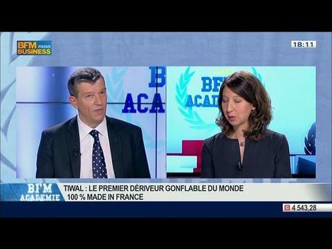 Tiwal VS France Résille, dans la BFM Académie 2014 - 13/06 1/4