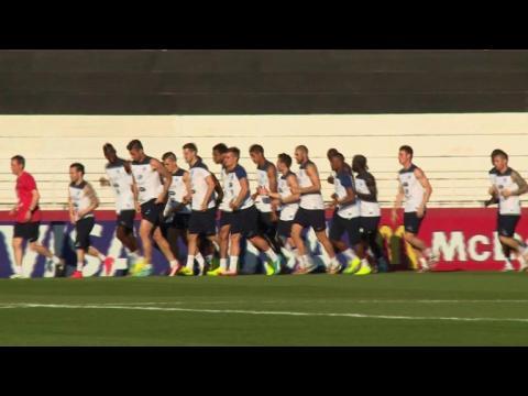 Mondial-2014: la France espère confirmer face à la Suisse