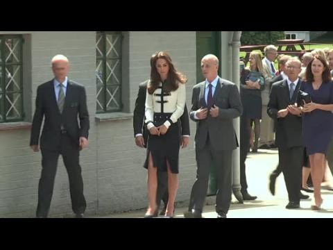 Kate Middleton s'intéresse au décodage