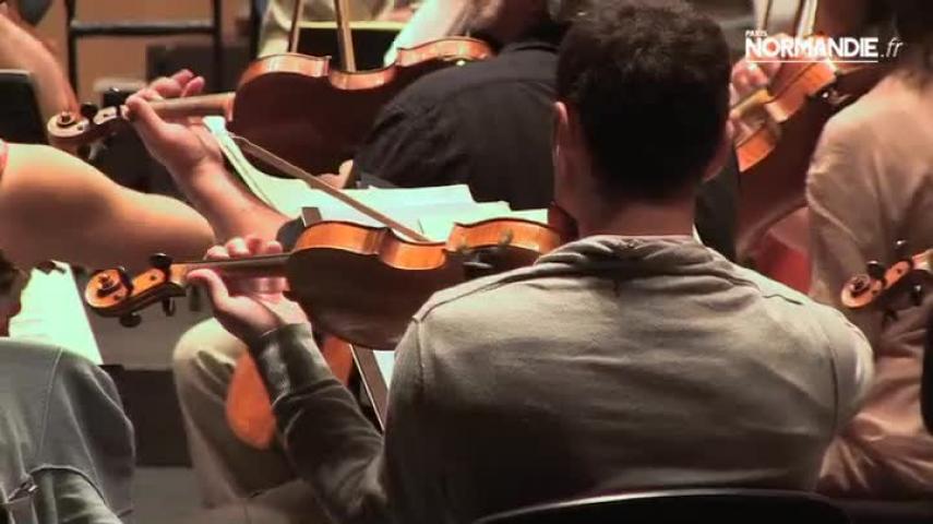 Un nouveau chef d'orchestre à l'opéra de Rouen