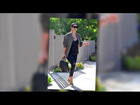 Kim Kardashian retourne à Los Angeles avec style
