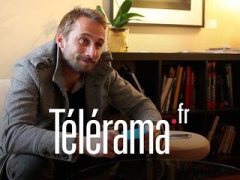 """Matthias Schoenaerts : """"j'essaye d'être séducteur tout en ne l'étant pas"""""""