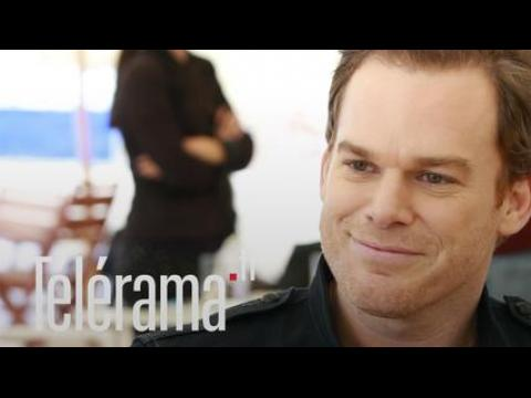 Michael C. Hall, entretien post-it - CANNES 2014