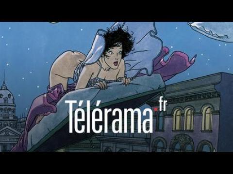 Visite guidée : le rêve dans la Bande dessinée à Angoulême