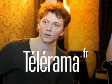 Raphaël, interview