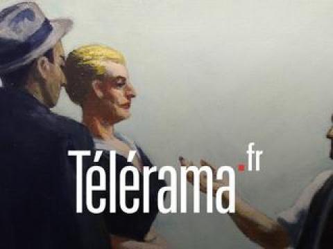 Edward Hopper : un tableau vu par la réalisatrice Valérie Mréjen