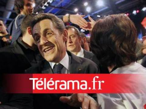 Chansons de gestes, la présidentielle vue à travers les corps #3 : Nicolas Sarkozy