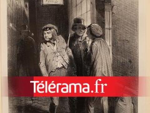 """Visite guidée : """"Le Peuple de Paris au XIXe siècle"""" avec l'écrivain Didier Daeninckx"""