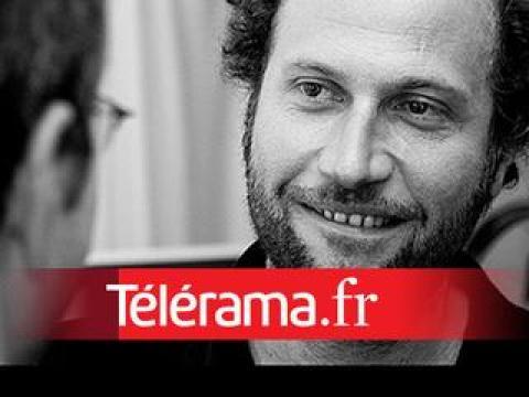 François Damiens, entretien post-it Télérama