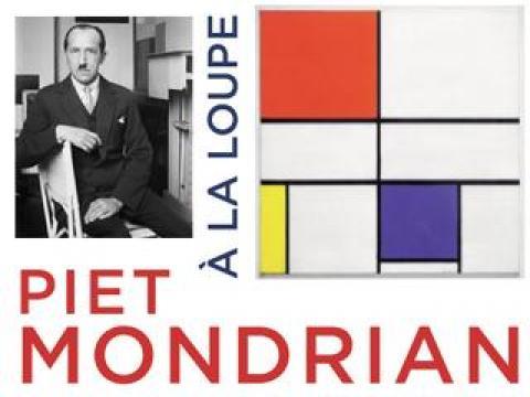 Une œuvre à la loupe : Mondrian