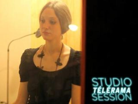 """La chanteuse """"L"""" live (2/2)"""