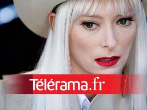 Tilda Swinton, entretien vidéo