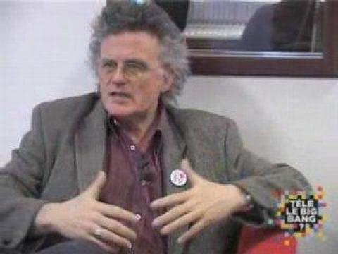 Gérard Mordillat, cinéaste et romancier