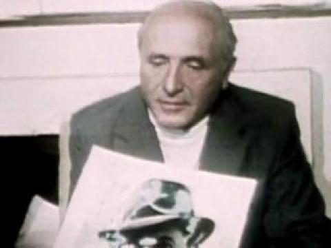 Klaus Barbie, criminel nazi (extrait)