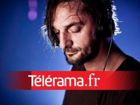 Le DJ Ricardo Villalobos, rencontre haut perchée