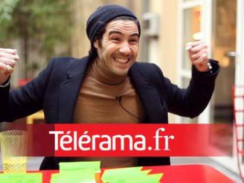 Entretien cinéma avec Tahar Rahim, teaser