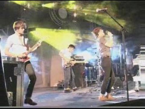 Friendly Fires live (Calvi on the Rocks 2009)