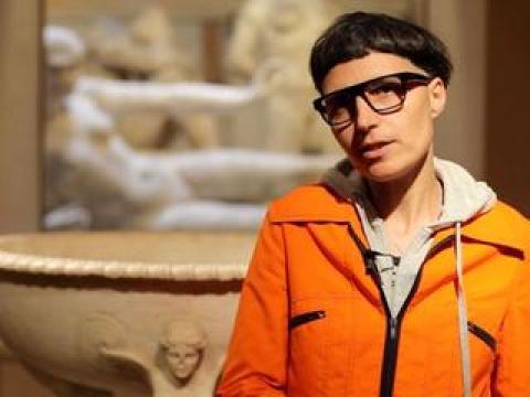 Visite guidée : l'expo Pompéi avec la designer Matali Crasset