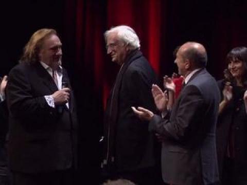 Gérard Depardieu, Prix lumière