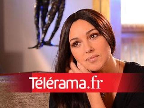 Monica Bellucci, entretien cinéma
