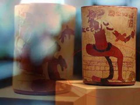 Maya au musée du Quai Branly