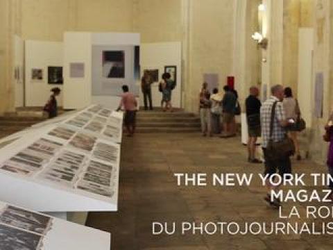 The New York Times Magazine, la rolls du photojournalisme