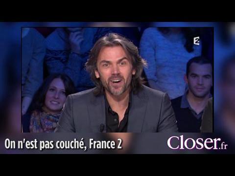 Christophe Dechavanne a-t-il eu une aventure avec Mylène Farmer ? Il dément.
