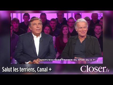 Jean-Pierre Foucault confond Miss France et stars du X