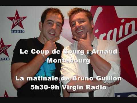 Arnaud Montebourg victime d'un canular téléphonique sur Virgin Radio (Le Coup de Bourg)