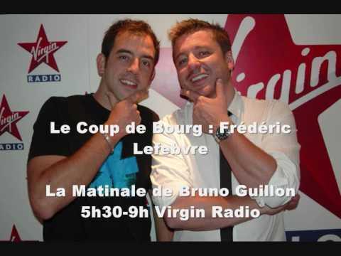Frédéric Lefebvre piégé par Olivier Bourg sur Virgin Radio
