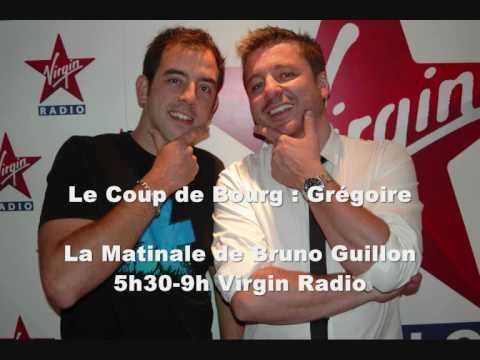 Le chanteur Grégoire victime d'un canular à la radio !