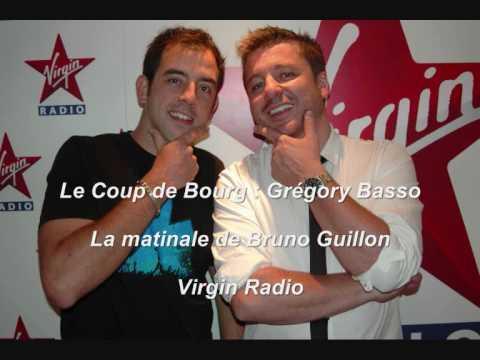 Greg Basso piégé par Olivier Bourg sur Virgin Radio !