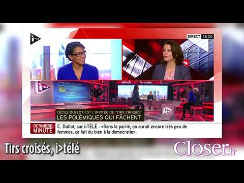 Audrey Pulvar demande à Cecile Duflot si elle est toujours en couple