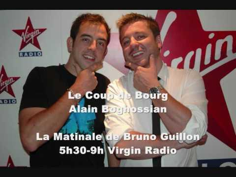 Alain Boghossian FFF piégé par Olivier Bourg sur Virgin radio