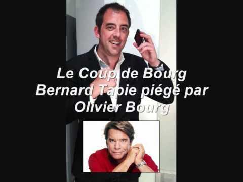 DSK : Bernard Tapie piégé par Olivier Bourg ! Une aide financière pour DSK ?!