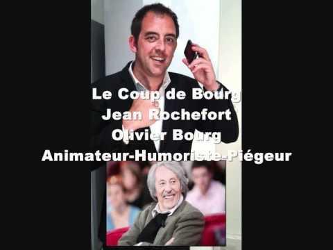 Fou rire de Jean Rochefort lors d'un canular d'Olivier Bourg sur Fun Radio