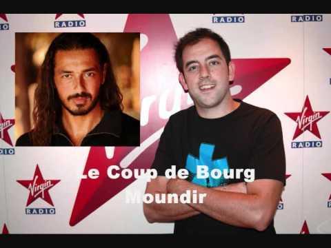 Moundir piégé par Olivier Bourg sur Virgin Radio !