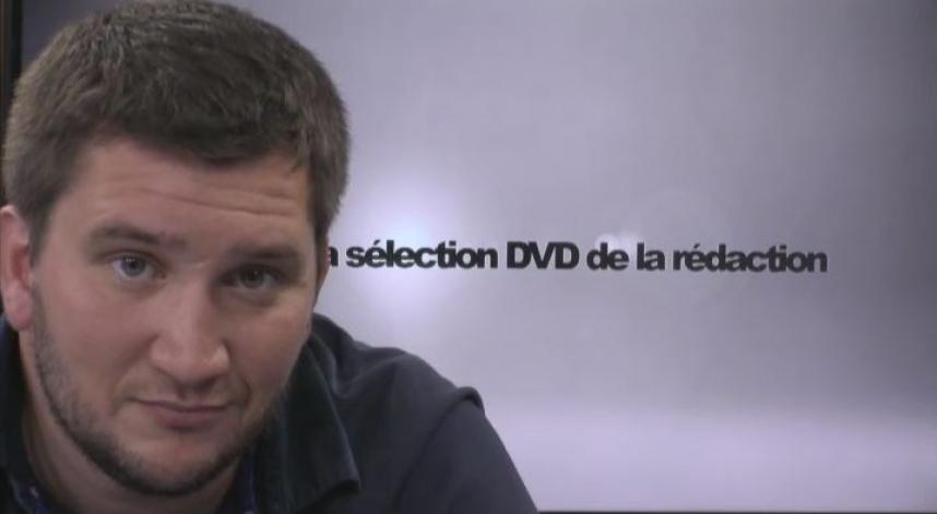 La sélection DVD de la rédaction - Emission 25