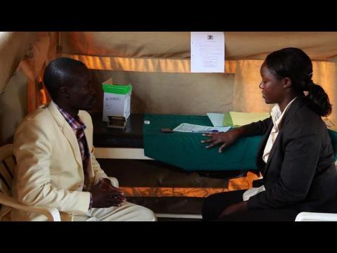 Ouganda/sida: une circoncision non-chirurgicale