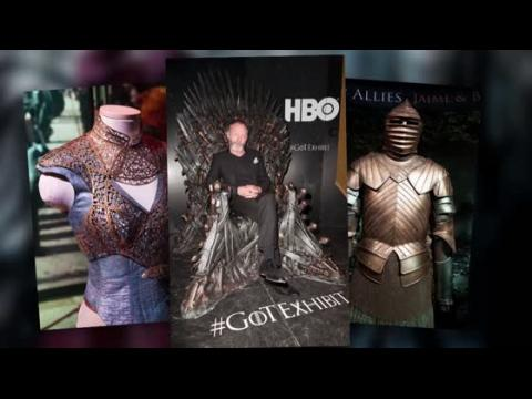 Game of Thrones en exposition à Sydney