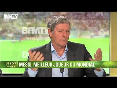 Football / Le titre de Messi fait débat au sein de la Dream Team - 14/07