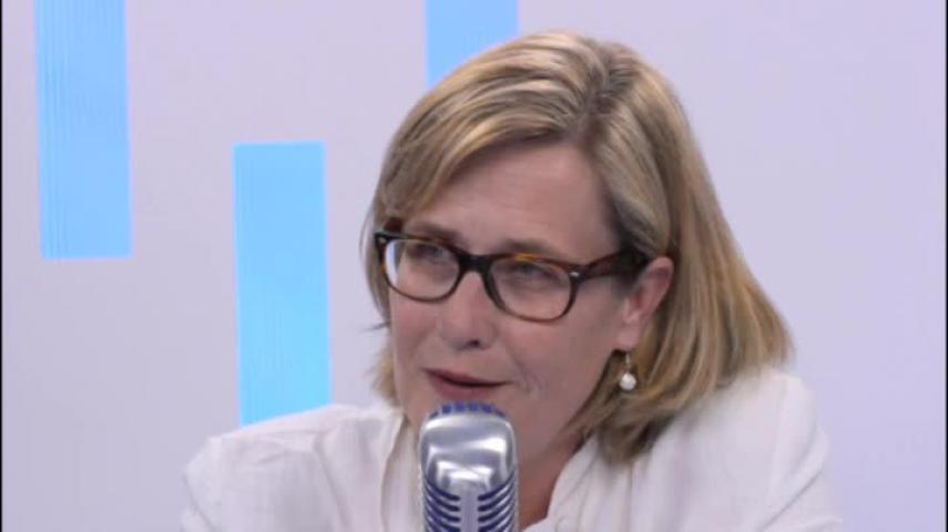 L'invité de la rédaction - Marie-Agnès Poussier-Winsback