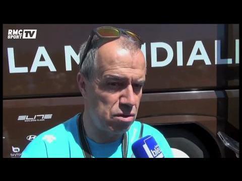"""Cyclisme / Lavenu : """"L'équipe est sur ses terres"""" 17/07"""