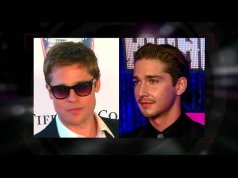 Brad Pitt pourrait aider Shia LaBeouf à devenir sobre