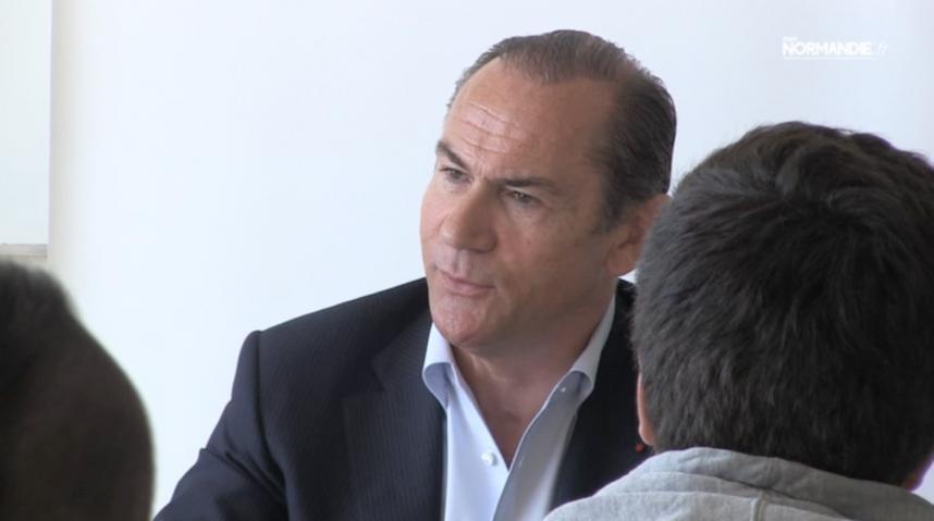 Interview de Fabrice Larue