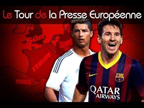 Le Clasico vu par la presse, Man City et Man Utd à la lutte pour un joueur... Le tour de la presse !