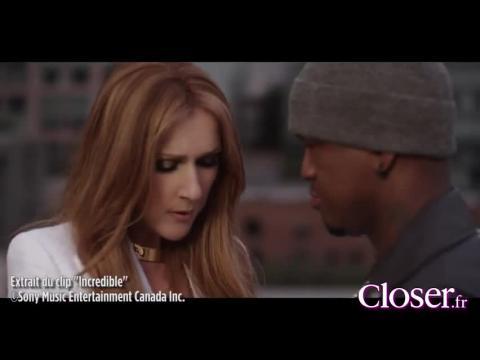 Clip Buzz : le duo Incredible de Céline Dion et Ne-Yo