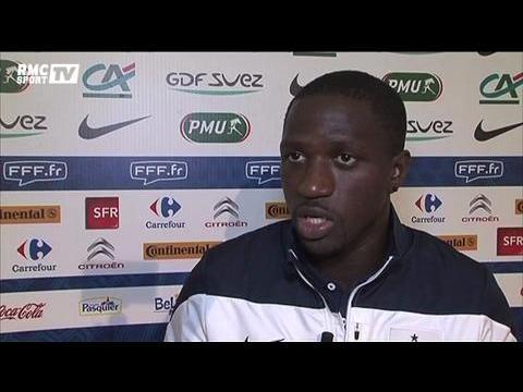Football / Equipe de France / Entretien avec Moussa Sissoko - 10/06