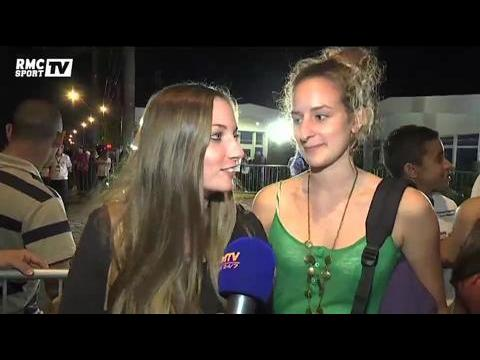 Football / Equipe de France / Les supporters tricolores déçus - 10/06