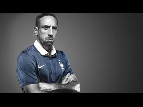Franck Ribéry se moque de Chris Marques - ZAPPING PEOPLE DU 11/06/2014